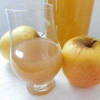 Jus naturel de pomme Golden