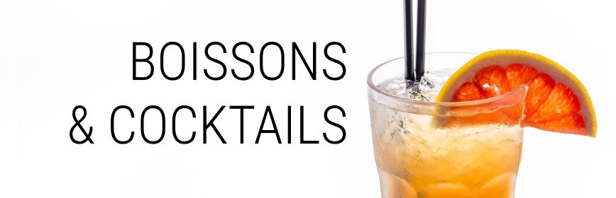 Boissons & cocktails